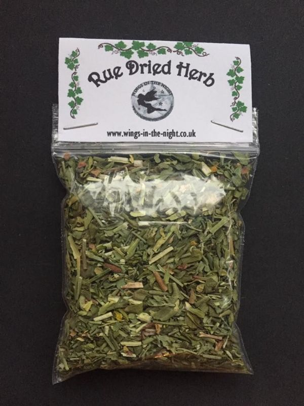 Rue Dried Herb | Healing, Health, Exorcism, Love